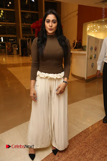 Actress Regina Candra Pos at Asian Para Badminton Championship Winners Felicitation Ceremony  0110.JPG