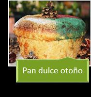 PAN DULCE OTOÑO