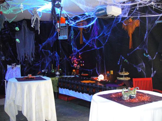 Decorating ideas for a house party