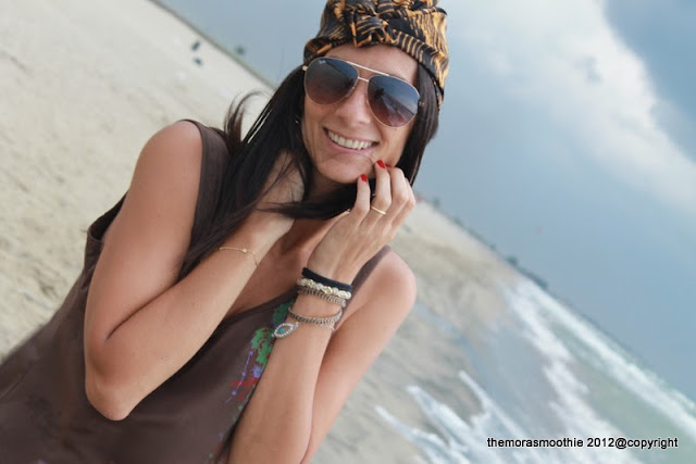 summer, sea, turban, diy fashion
