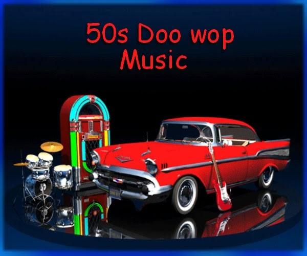 """Johnnys♫Jukebox: Behind 50s """"Doo Wop"""" Music"""
