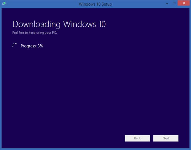 Windows 10 Installation Media Creation Tool 4