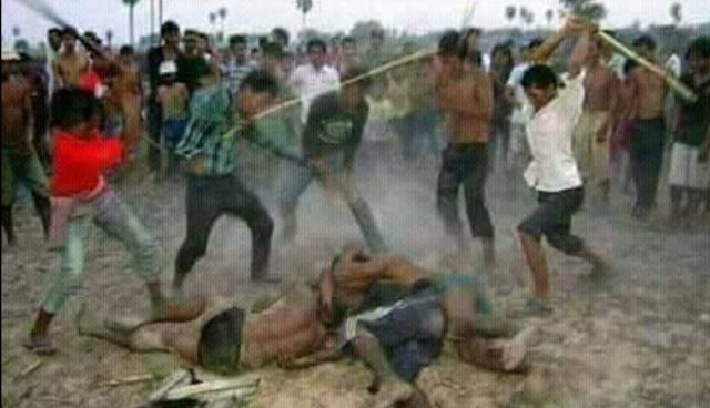 Sampai kapan penderitaan berakhir Dimana Tentara2 Muslim yang mengaku Bertaqwa kepada MU