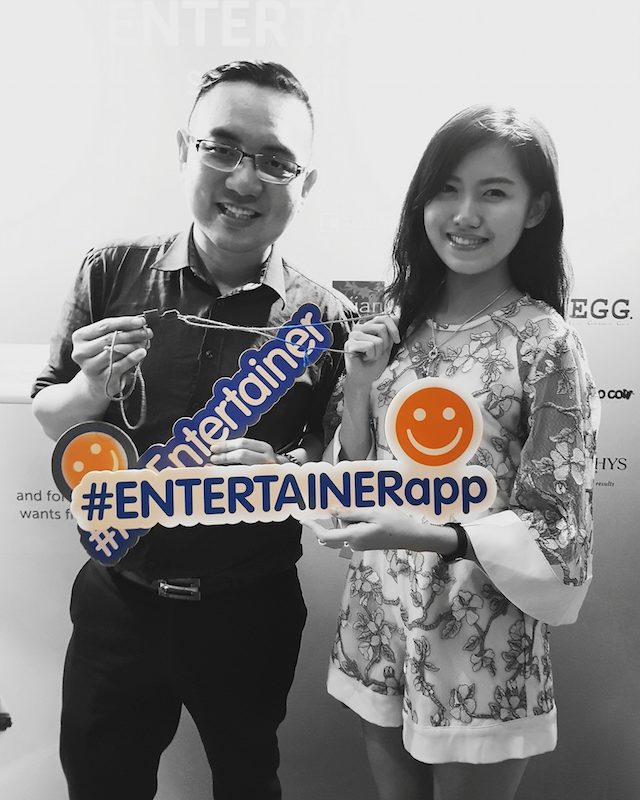 Found and unlocked, tonight with the #EntertainerMY