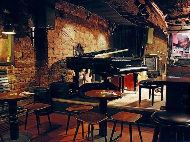 Balada Jazzkeller em Frankfurt