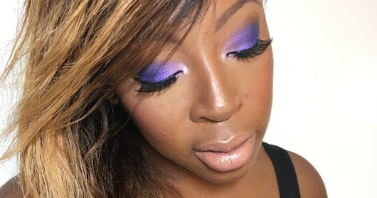 Blueberry Concord Makeup Tutorial - TMB Artist Feature
