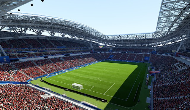 INFO FIFA 18 World Cup Russia 2018 Update