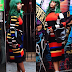 Rihanna rocks green wig in sexy BTS photos for Paper Magazine