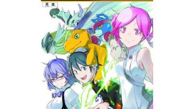 Digimon World Re-Digitize [Parche al Español]