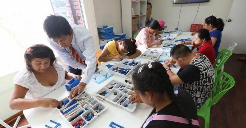 Ofrecen taller gratuito de robótica para niños con habilidades especiales en Parque de La Muralla