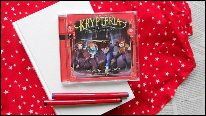 Rezension Krypteria Jules Vernes geheimnisvolle Insel Auf den Spuren der Ninja