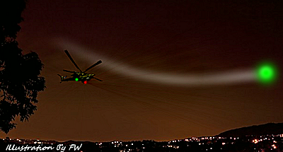 UFO Spotted Over Valley Center, Pauma