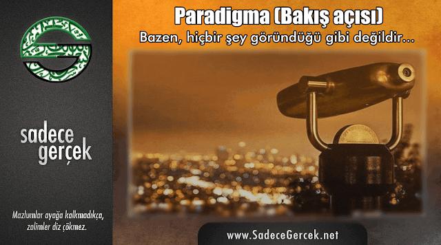 Paradigma - Bakış açısı