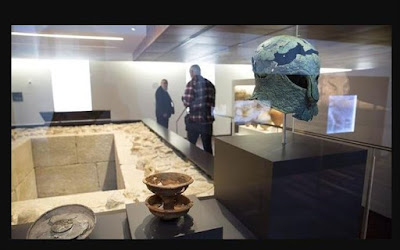 Στο Μουσείο της Μάλαγας ο «μυστηριώδης» Έλληνας στρατιώτης του 6ου π.Χ. αιώνα