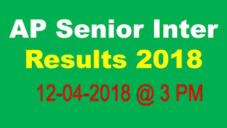 AP Senior Inter Results 2018 Name wise Marks Released @ bieap.gov.in
