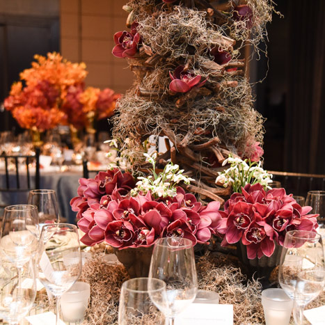 The Best Woodsy Style Centerpiece Ideas