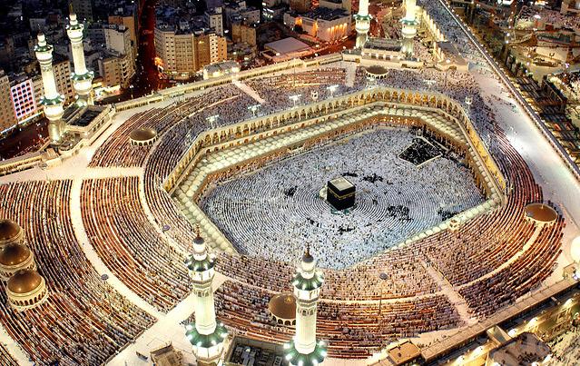 La Mecque visait par un missile lancé depuis le Yémen ?