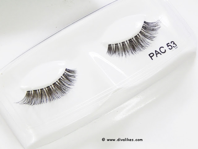 PAC Eye Lashes 53