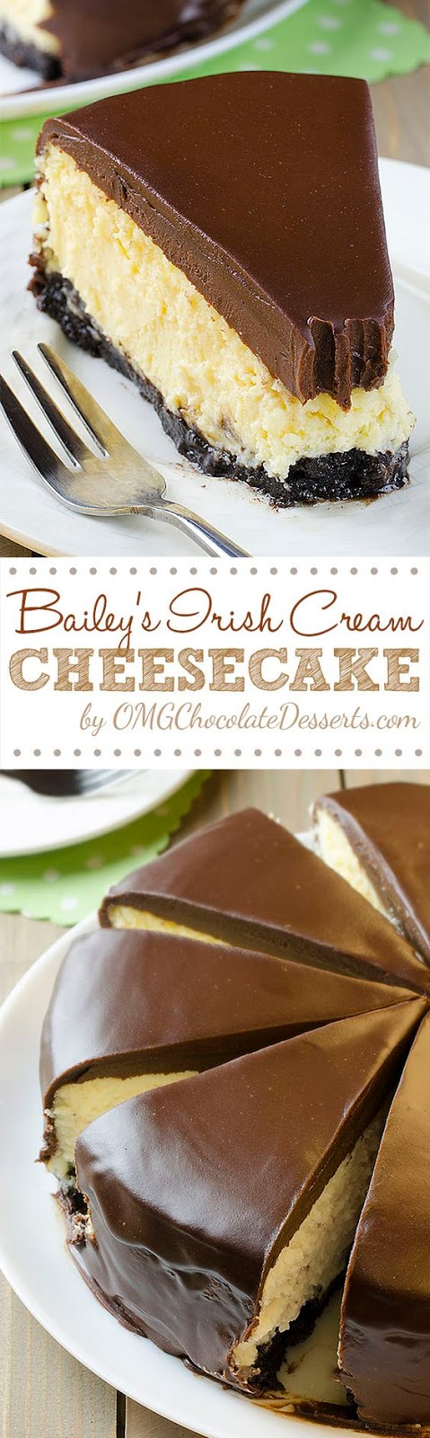 ★★★★☆ 7561 ratings | Bailey's Irish Cream Cheesecake #HEALTHYFOOD #EASYRECIPES #DINNER #LAUCH #DELICIOUS #EASY #HOLIDAYS #RECIPE #Bailey's #Irish #Cream #Cheesecake