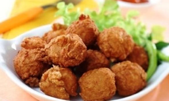 Resep Bakso Daging Ayam Dan Udang Goreng