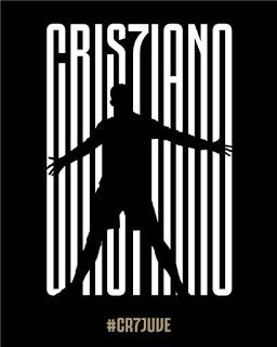 Cara Membuat Tulisan CRIS7ANO Ala Juventus Di Photoshop