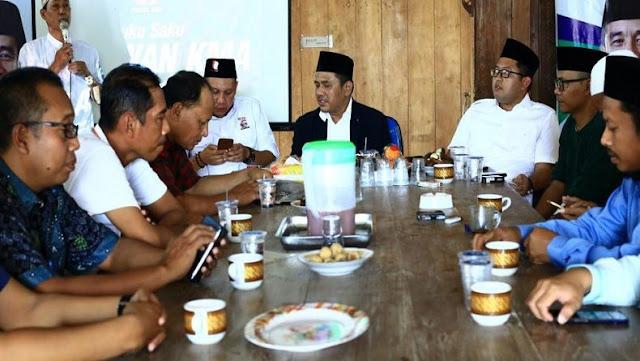 Relawan KMA: Warga Nahdliyin Wajib Satu Suara Pilih Jokowi-Ma'ruf