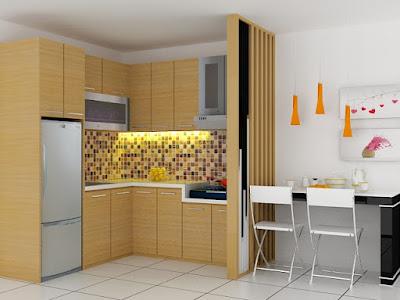 Mengubah Tampilan Dapur Dengan Biaya Yang Minimal