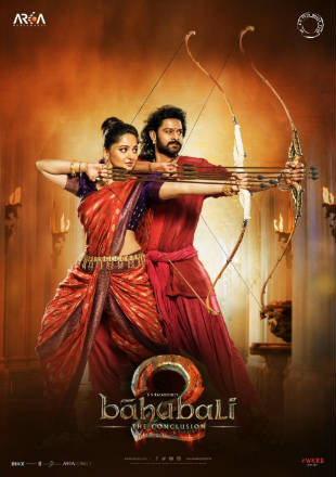 Bahubali 2: The Conclusion 2017 Full Hindi Movie Download BRRip 720p ESub