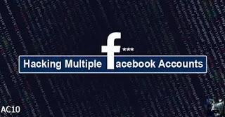 Cara Hack Akun Facebook dengan Brute Force
