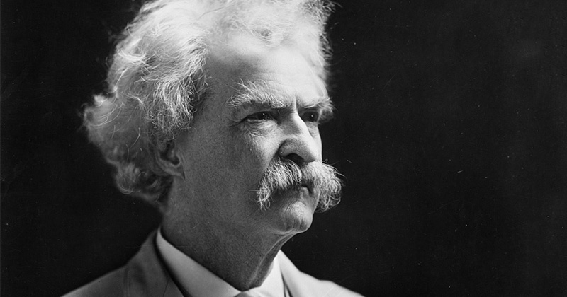 Mark Twain và những danh ngôn bất hủ