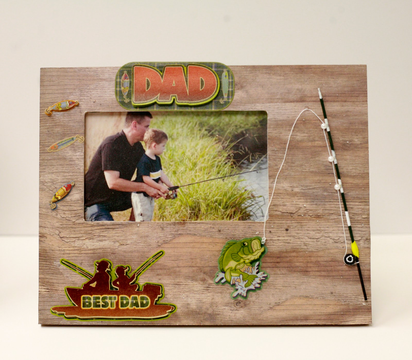 Ben Franklin Crafts And Frame Shop Make A Best Dad Frame For