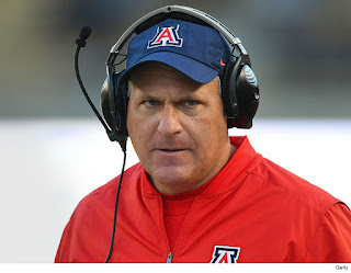 Arizona coach ousted