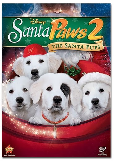 Watch Santa Paws 2 The Santa Pups (2012) Full Movie Online Free No Download
