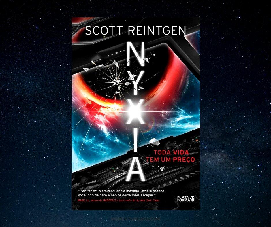 Resenha: Nyxia, de Scott Reintgen