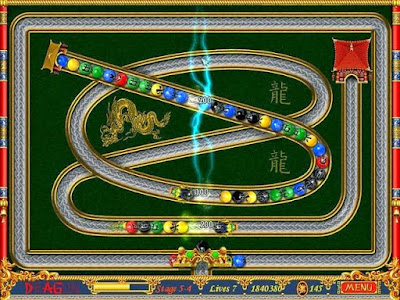 Download Game Dragon Zuma PC