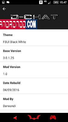 BBM Mod Droid Chat v3.0.1.25 Apk Clone | Unclone FBUI Terbaru