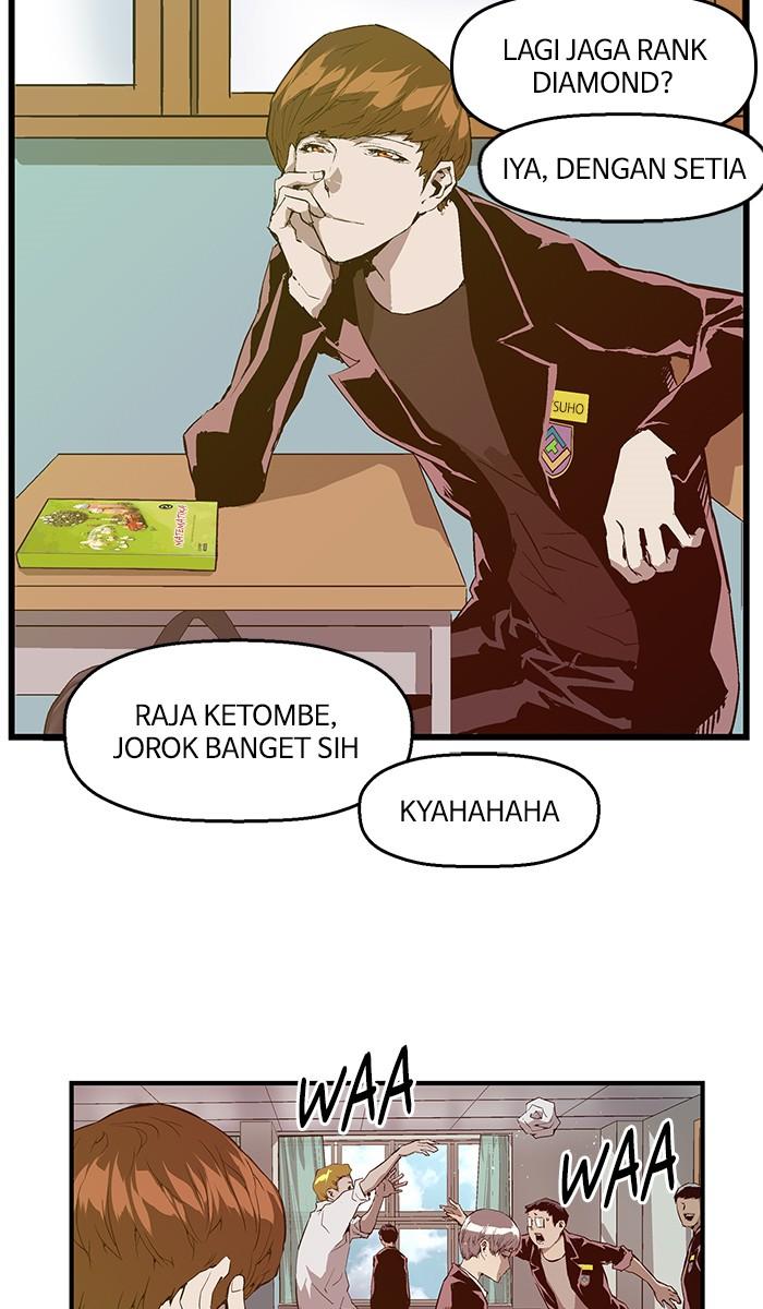 Webtoon Weak Hero Bahasa Indonesia Chapter 26