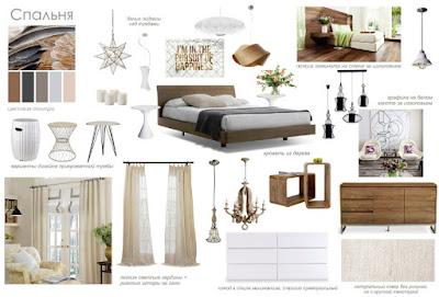 Дизайн спальни Волгоград