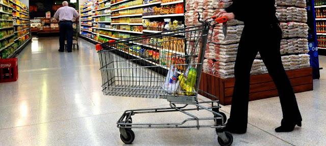 Consumo, compras y economia