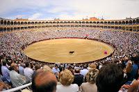 Resultado de imagen de nuevo logo de la plaza de toros de las ventas