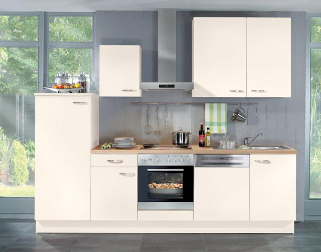 Günstige Küchenzeile Mit Elektrogeräten