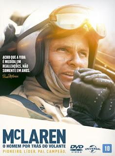 McLaren: O Homem Por Trás do Volante - BDRip Dual Áudio