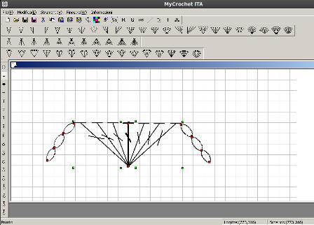 My crochet il programma in italiano per creare schemi all - Programma progettazione casa gratis italiano ...