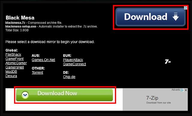 Google vai bloquear sites que mostram falsos botões de download