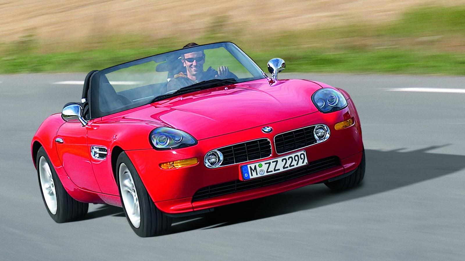 1999- 2003 BMW Z8