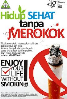 Contoh Iklan Layanan Masyarakat Bahaya Merokok