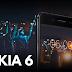 Nokia 6 con Android Nougat, 4GB RAM al prezzo di 233 euro