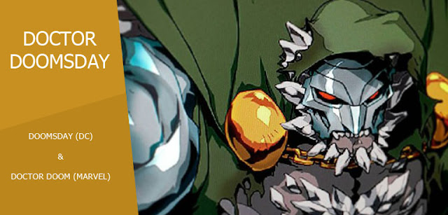 Doctor Doomsday (Victor Von Doom) dalam Amalgam Universe