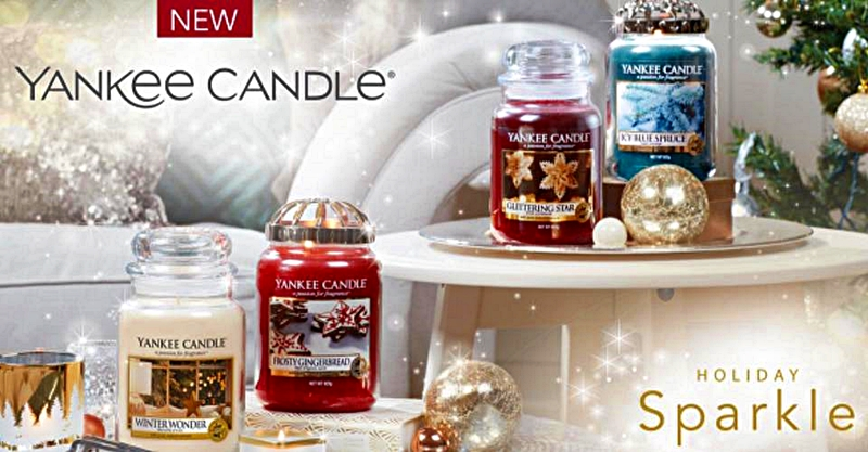 yankee candle q4 2018 holiday sparkle