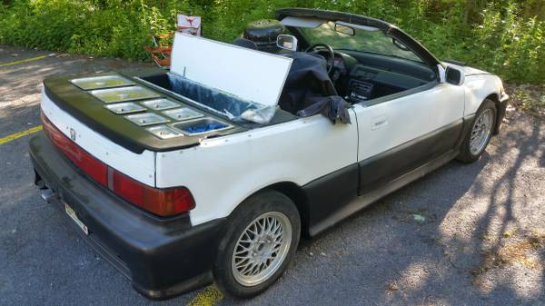 The Final Product Is Surely Most Daily Turismo Civic To Ever Roam Streets Find This 1990 Honda For In Newburgh Ny 1 200 Via